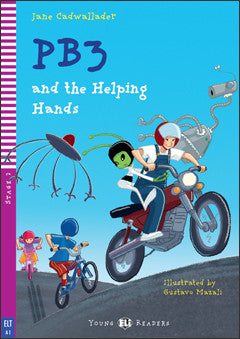 PB3 and the Helping Hands + MultiRom CD