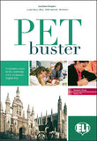 PET Buster - Student's Book with Keys + 2 CDs