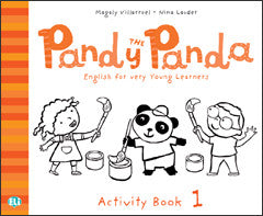 PANDY THE PANDA Activity Book 1