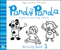 PANDY THE PANDA Activity Book 2