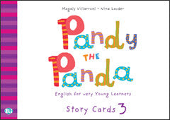 PANDY THE PANDA Storycards 3