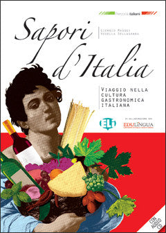 SAPORI D' ITALIA - Book + Audio CD
