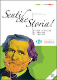 SENTI CHE STORIA!   Book + audio CD