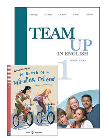 TEAM UP Student's Book 1+Reader