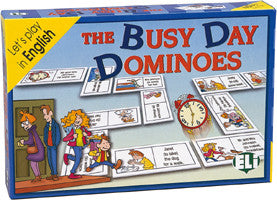 The Busy Day Dominoes - Digital Edition
