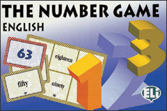 The Number Game - Game Box + Digital Edition