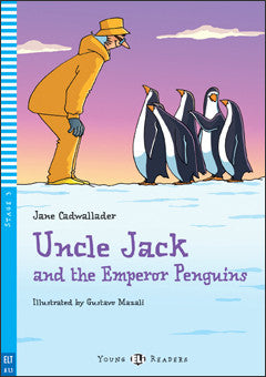 Uncle Jack and the Emperor Penguins + Multi-ROM