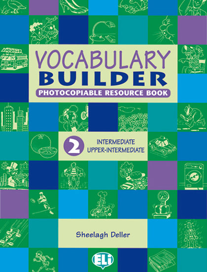 VOCABULARY BUILDER 2 - Photocopiable