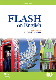 FLASH ON ENGLISH Beginner level - Student's Book