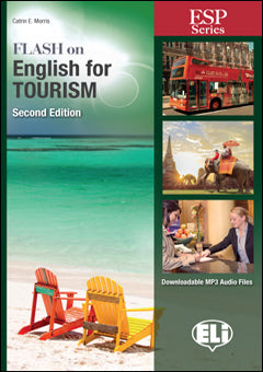 FLASH ON ENGLISH  for Tourism - New 64 page edition