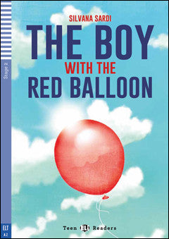 The Boy with the Red Balloon + CD