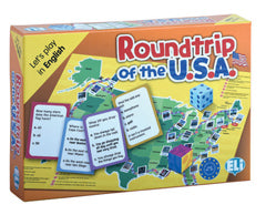 ROUNDTRIP OF THE USA (AmE)