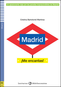 Madrid ¡Me encantas! + CD