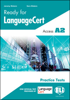 READY FOR LANGUAGECERT Practice Tests - Access (A2) - SB