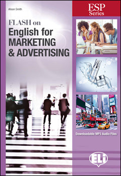 FLASH ON ENGLISH for Marketing & Advertising - Student's Book