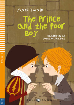 The Prince and the Poor Boy + CD