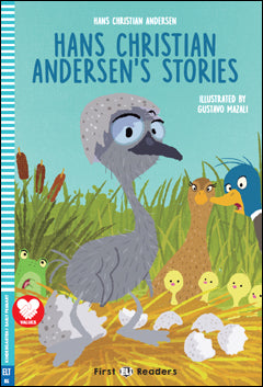 Hans Christian Andersen's Stories + CD