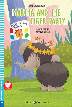 Martha and the Tiger Party