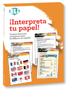 ¡Interpreta tu papel!