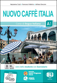 NUOVO CAFFÈ ITALIA 1  (A1)  -  SB  with Activities  + 1 audio CD