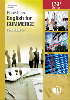 FLASH ON ENGLISH  for Commerce - New 64 page edition