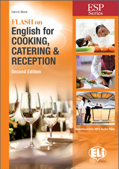 Flash on English for Cooking, Catering and Reception - 2nd edition