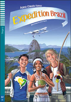 Expedition Brazil + CD