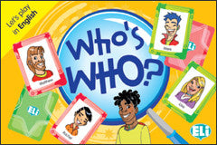 Who's Who? - Game Box + Digital Edition