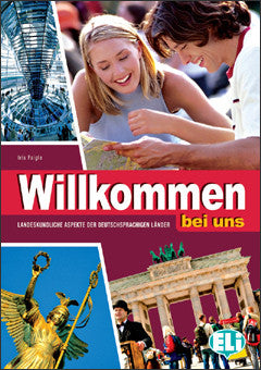 WILKOMMEN Book + audio CD