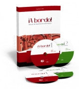 A BORDO - Teacher's guide 1 and 2 + 4 Audio CDs + Test Audio CD