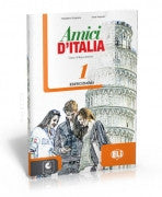 AMICI DI ITALIA 1 Activity Book + Audio CD