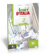 AMICI DI ITALIA 2 Activity Book + Audio CD