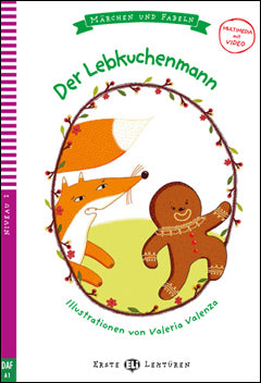Der Lebkuchenmann - Downloadable Audio & Video