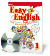 Easy English w/ games and activities 1