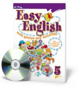Easy English w/ games and activities 5