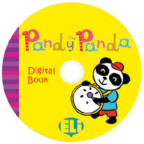 PANDY THE PANDA Digital Book 1