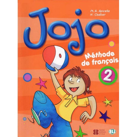 JOJO Student's Book 2+Reader (PB3 et Coco le clown +Multi-Rom)