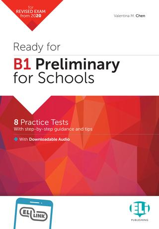 B1 PRELIMINARY FOR SCHOOLS Practice Tests