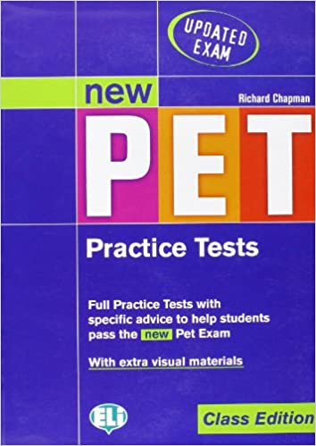 PET PRACTICE TESTS (+ CD) UPDATED EXAM
