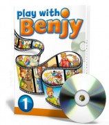 PLAY WITH BENJY 1 +DVD