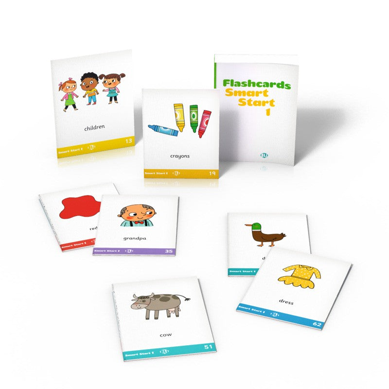 SMART START 1 - Flashcards