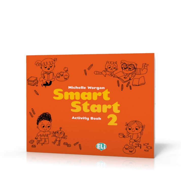 SMART START 2 - ACTIVITY BOOK + Audio CD