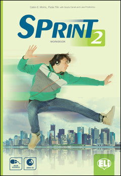 SPRINT 2 - WB+Audio CD