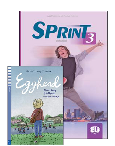 SPRINT 3 - SB + downloadable Student's Digital Book +Reader