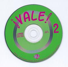VALE 2 - CD Audio