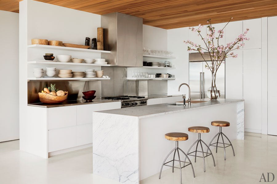 palm beach kitchen design neutrals