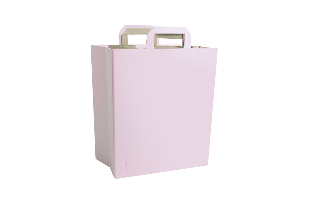 P E T A L  |  Modern Recycle Bin in Pink