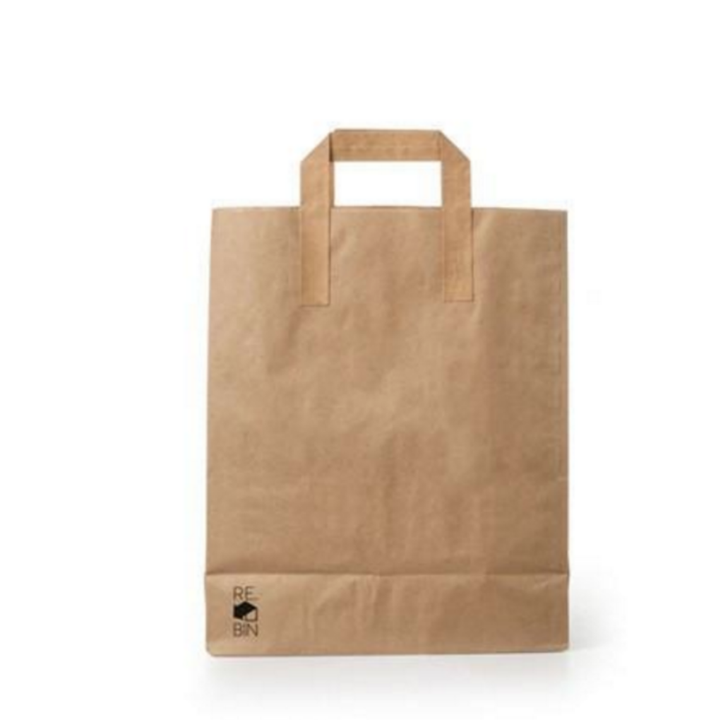 L I N E R S  |  Paper Bag Recycle Bin Liners