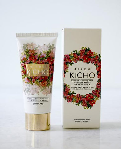 kicho, camelia sleeping pack
