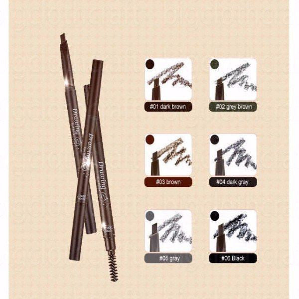 Etude House Drawing Eye Brow made by Etude House is a eyebrow pencil lovingly curated by Lilac and Berries - a Korean skincare store in Australia and NZ